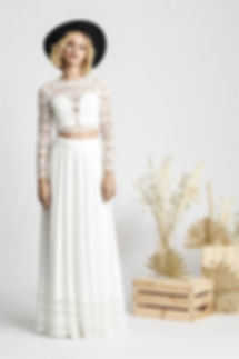 Robe Rembo Styling Toulouse - Boutique robes de mariée Toulouse