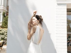 Prenez rendez-vous dans notre boutique de robes de mariée et découvrez notre collection 2021