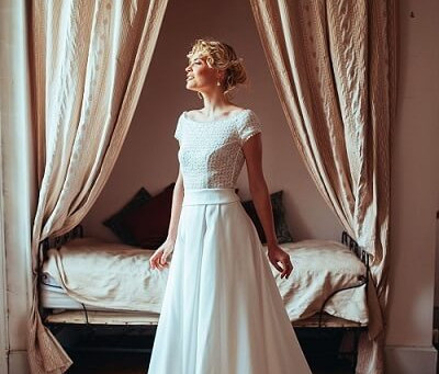 Plumetis, robes de mariée à Toulouse en Haute-Garonne vous présente sa collection de 2021