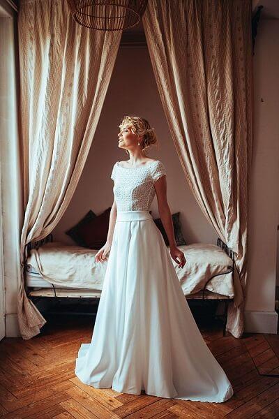 Plumetis, robes de mariée Toulouse | Collection 2021