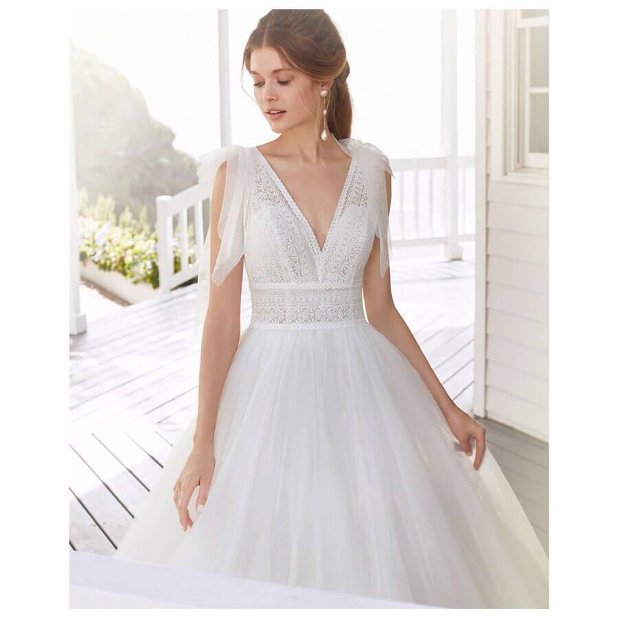 Découvrez la collection ROSA CLARA | Plumetis, Robes de Mariée à Toulouse & accessoires pour mariées