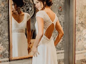 À la recherche d'une robe de mariée ?