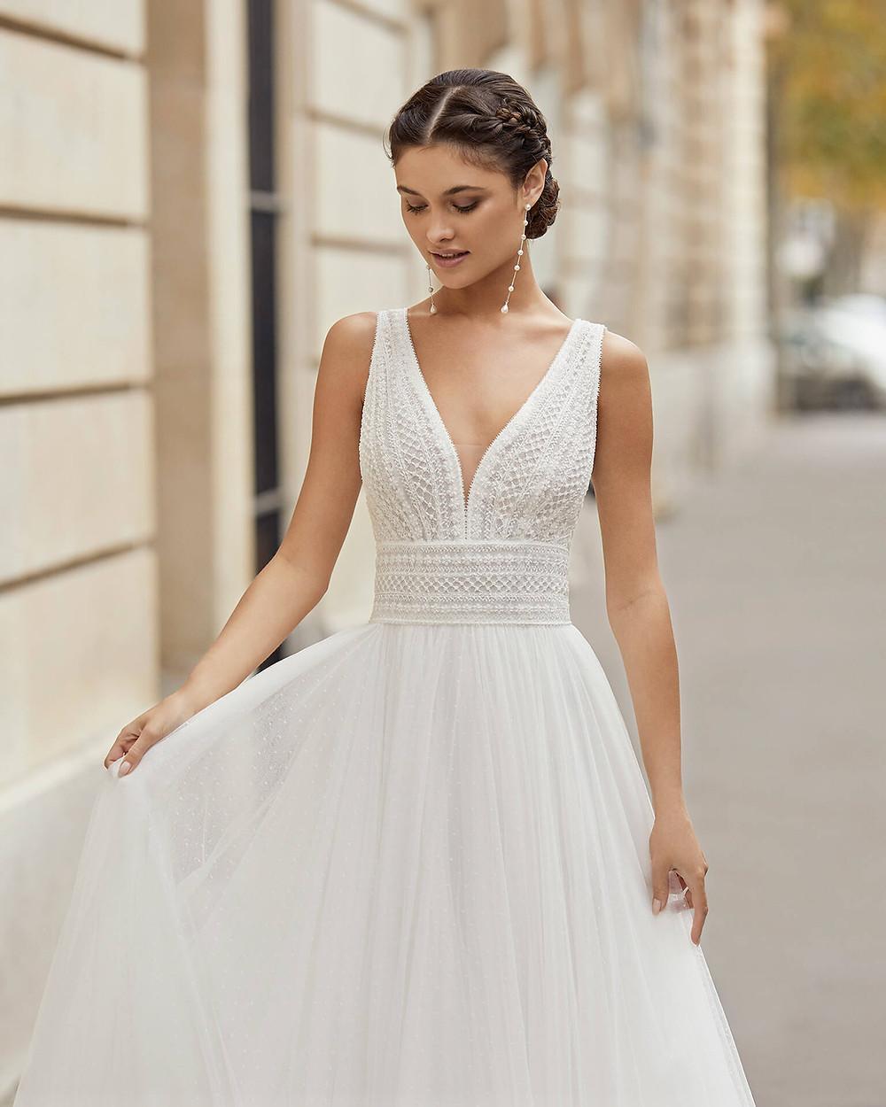 Plumetis | Boutique robes de mariée Toulouse Haute-Garonne