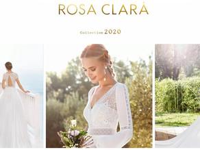 Venez découvrir la collection Rosa Clara à sur notre site internet et en boutique