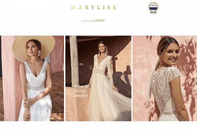 Découvrez la collection 2020 de Marylise | Plumetis | Toulouse