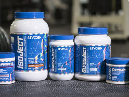 Vitamin and Supplements by Evogen