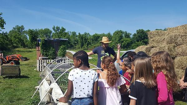 Common Ground Farm+to+School+Field+Trip+