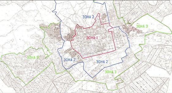 Модел за нови градски зони на Стара Загора