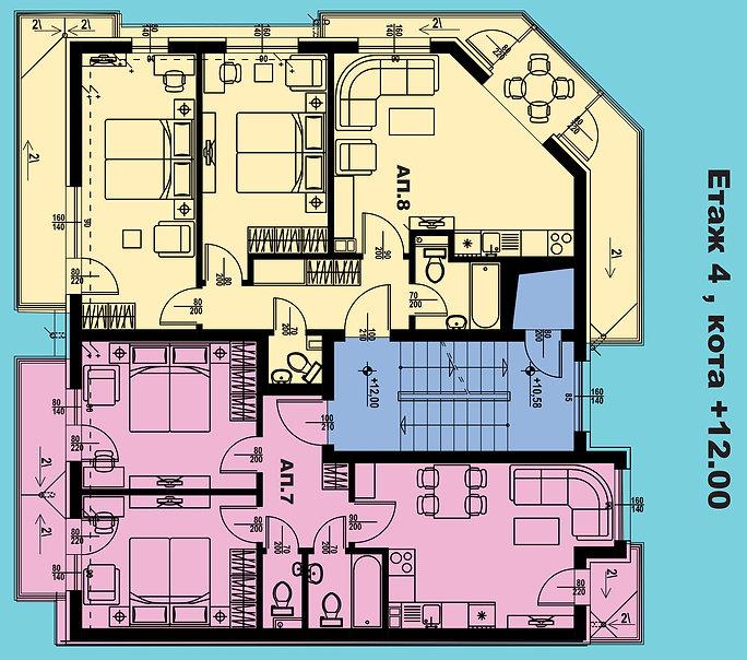 MSL GROUP & Имоти продава тристаен апартамент на топ цена от 77853 евро в Стара Загора