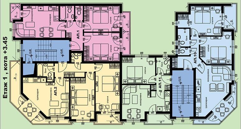 MSL GROUP & Имоти продава двустаен апартамент на топ цена от  45177 евро в Стара Загора