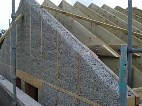 """""""Hempcrete"""" - бетон от коноп в """"зеленото"""" строителство"""