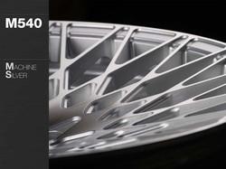 m540-machine-silver-finishes