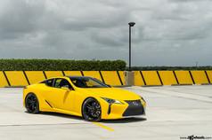 lexus-lc500-yellow-wheeltec-tampa-agwhee