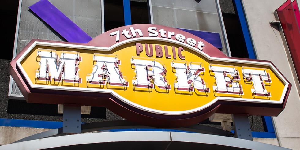 LGBTQ Elder Social at 7th Street Public Market