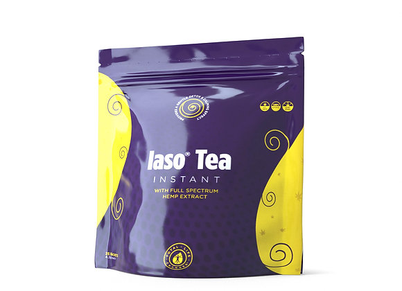 Instant Iaso Tea with Hemp Extract