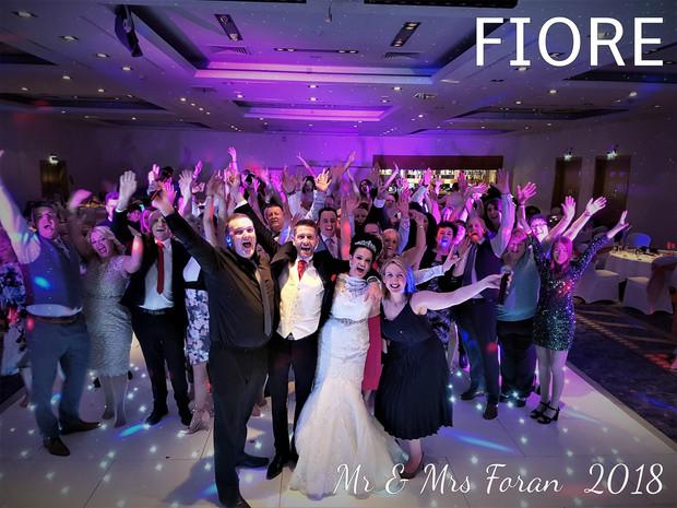 Mr & Mrs Foran 2018