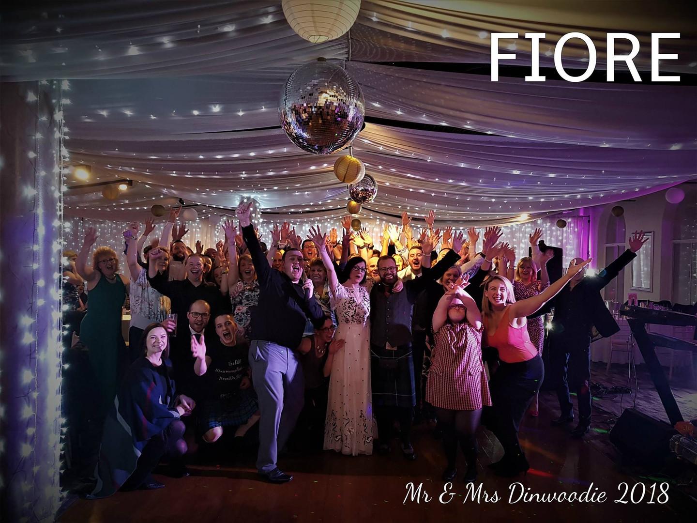 Mr & Mrs Dinwoodie 2018