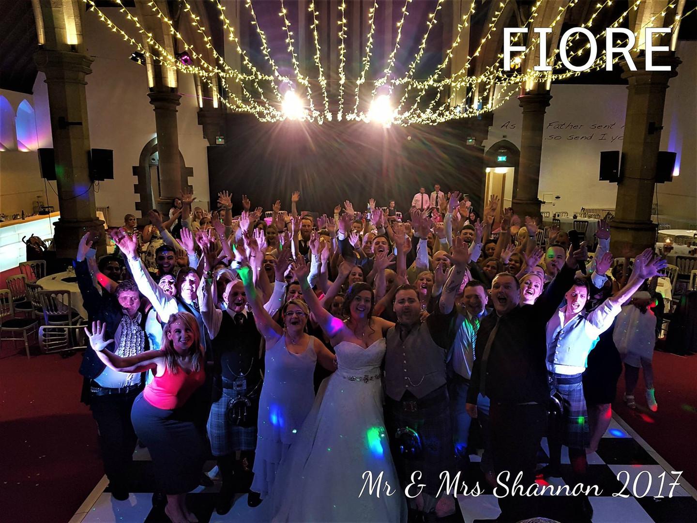 Mr & Mrs Shannon 2017