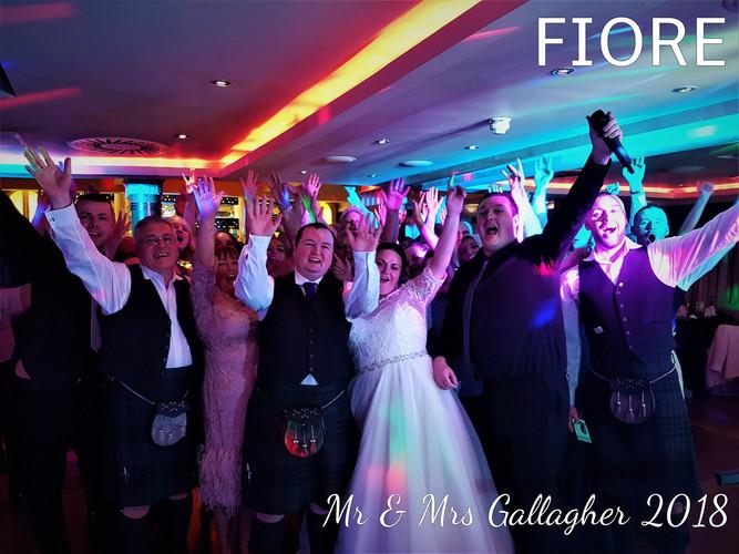 Mr & Mrs Gallagher 2018