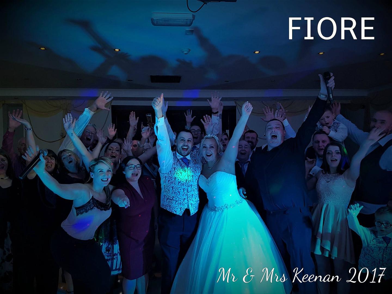 Mr & Mrs Keenan 2017