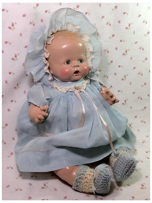 "16"" E.I. Horsman Baby BUTTERCUP"