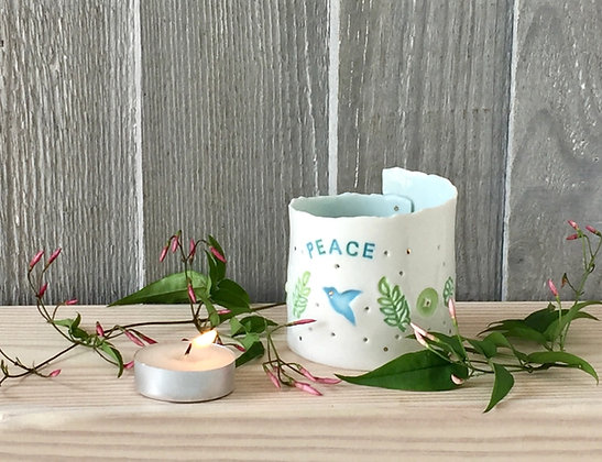 Peace Tea Light