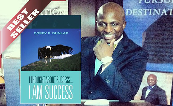 """I Am Success"" Book"