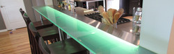 Glass Counters & Bar Tops