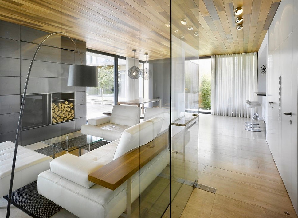 Home glass partitions