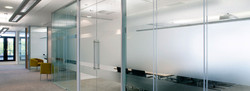 Glass Office Doors & Partitions