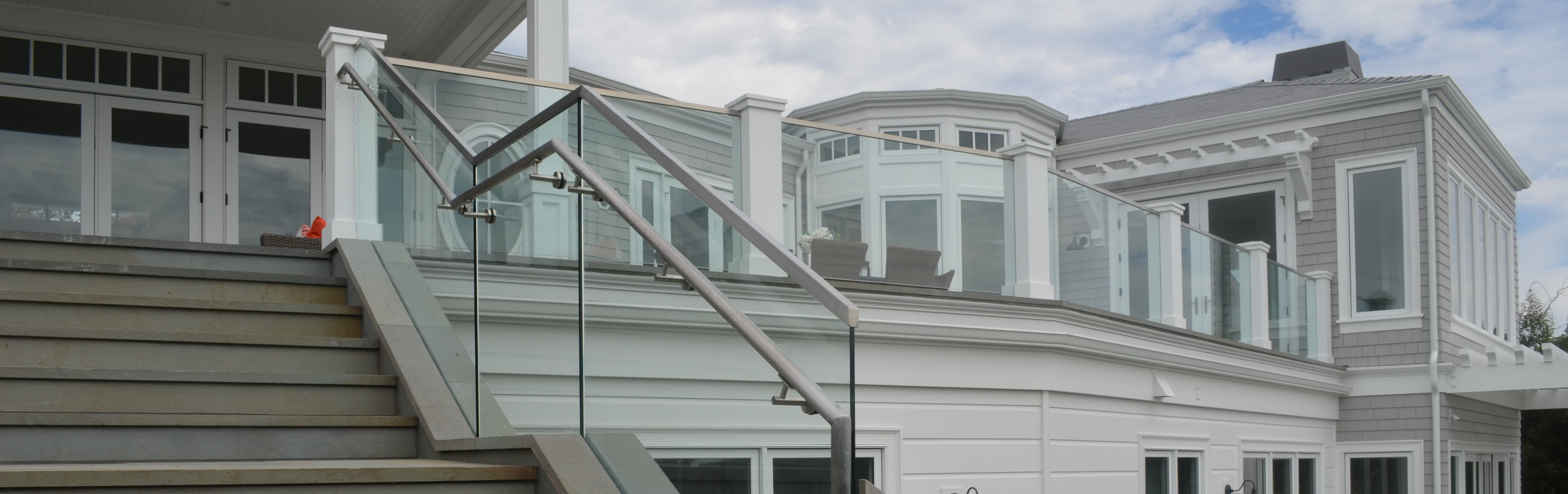 Commercial Glass Railings