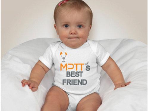 MUTT's Best Friend Onesie