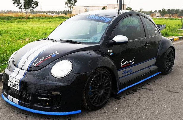 Millennium Beetle KUWAIT