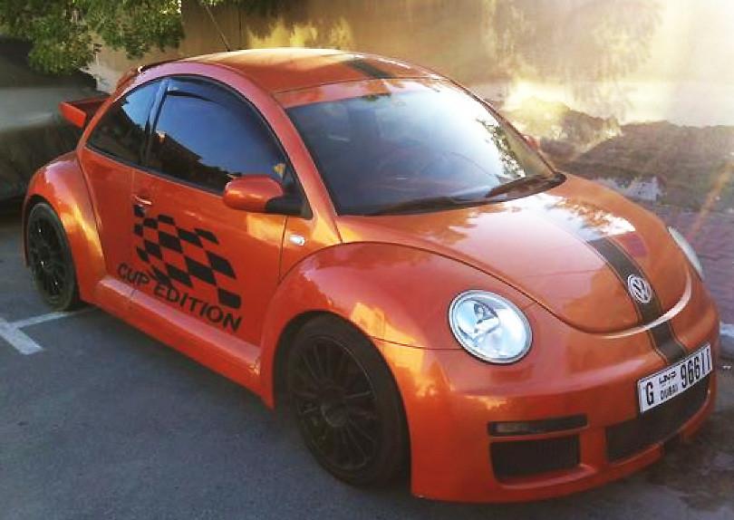 Millennium Beetle UAE