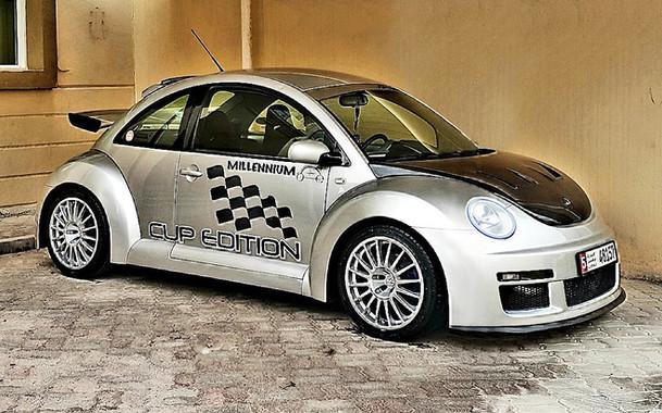 Millennium Beetle UAE - Abu Dhabi