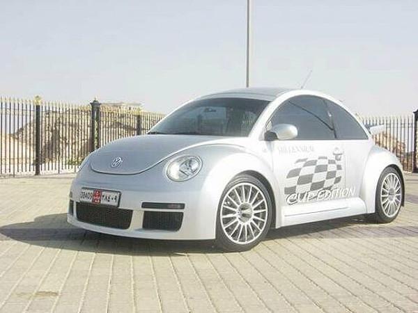 Millennium Beetle Silver