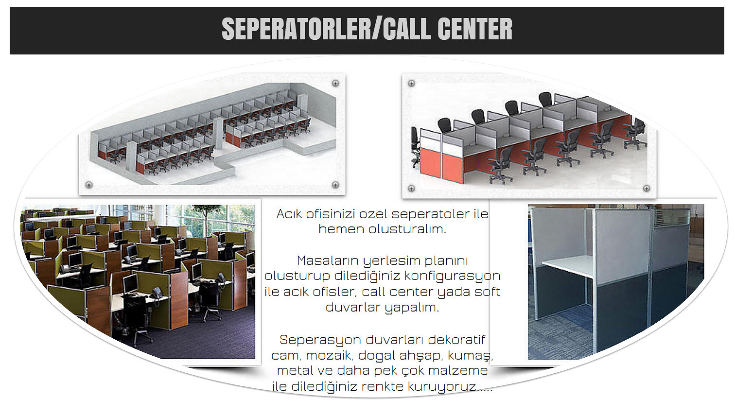 Call Center - Seperation - Regular Table - cover