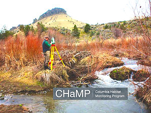 CHaMP columbia habitat monitoring program salmon steelhead
