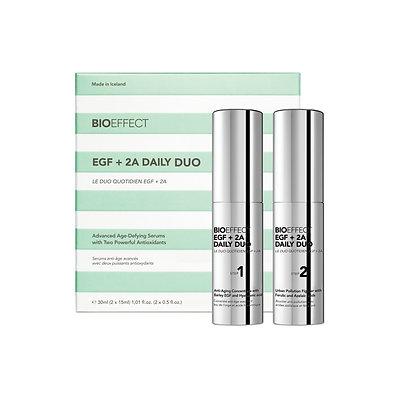 EGF + 2A DAILY TREATMENT 2x 15ml.