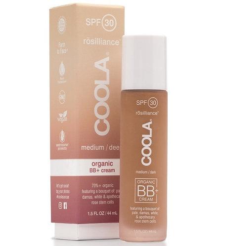 Rosilliance Mineral BB+ Cream Tinted Organic Sunscreen SPF 30 MED/DEEP