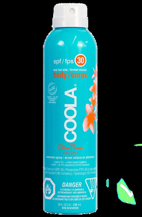 Body SPF 30 Citrus Mimosa Sunscreen Spray