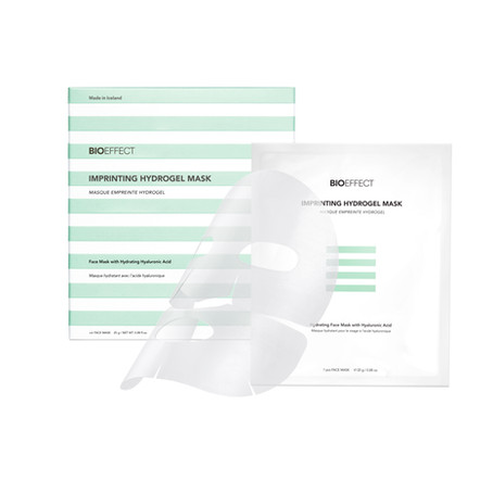 Imprinting Hydrogel Mask - Supercharge Your EGF Serums