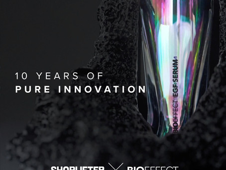 BIOEFFECT EGF SERUM                  LIMITED EDITION 2020