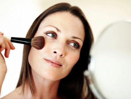 5 STEPS FOR PERFECT MAKEUP!
