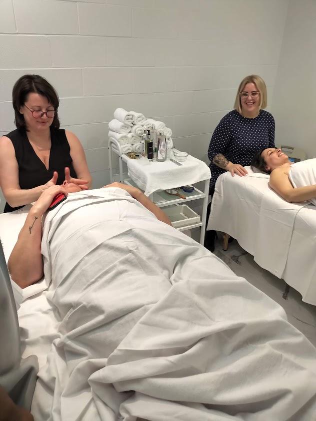 staff education on facial protocol