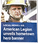 Matthew LaTourneau banner unveiled The News and Press of DELCO May 19 2021