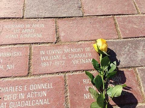 Portsmouth NH Vet Memorial