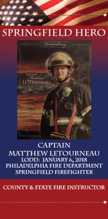 firefighter Captain Matthew Letourneau h