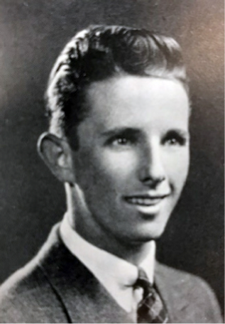 Stewart Jones KIA WWII Springfield HS Cl