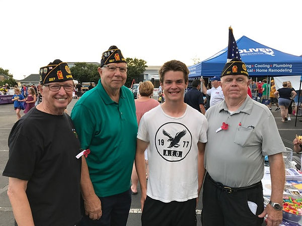 American Legion Springfield Post 227 2019 National Night Out